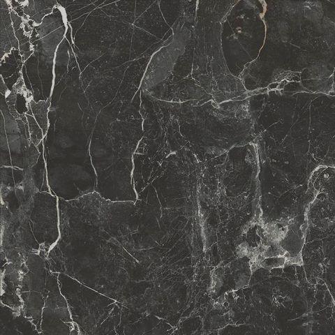Плитка из керамогранита лаппатированная Vitra Marmori 60X60 черный (K945332LPR01VTE0)