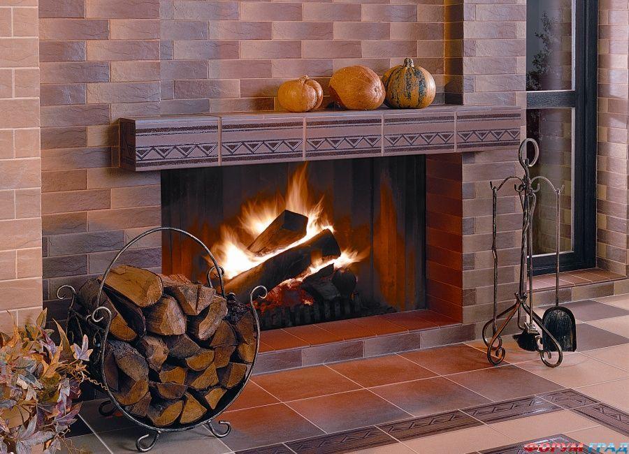 Инструкция по облицовке печей и каминов фото дымохода газового котла