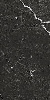 Плитка из керамогранита матовая Serenissima Cir Magistra 20x40 черный (1063349)