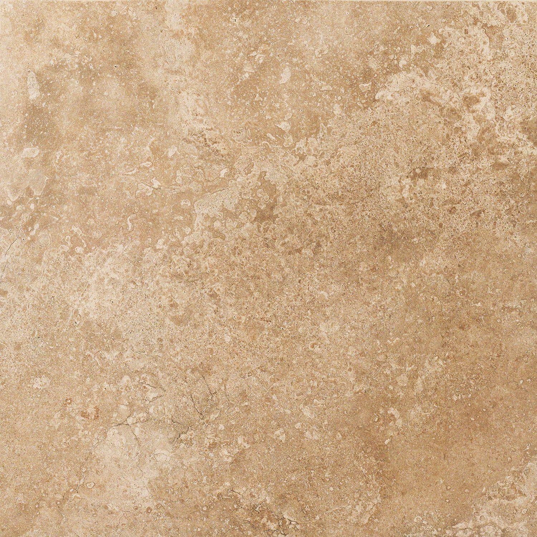 Плитка из керамогранита патинированная Italon НЛ-Стоун 60x60 коричневый (610015000167)