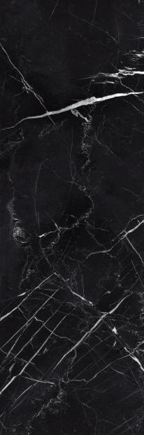 Керамическая плитка для гостиной Meissen Gatsby 25х75 черный (GTU231)