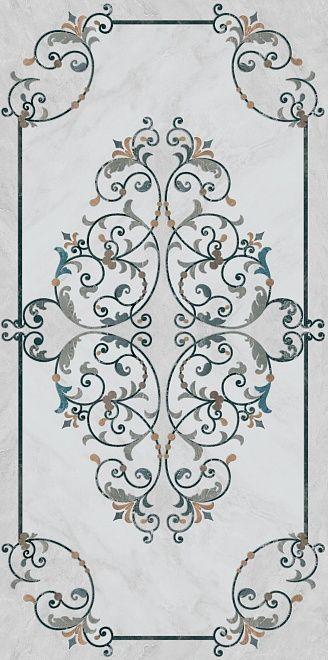 Плитка из керамогранита лаппатированная Kerama Marazzi Парнас 80х160 (SG570102R)