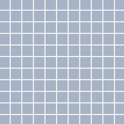 Мозаика Meissen Trendy 30X30 голубой (A-TY2O041/D)
