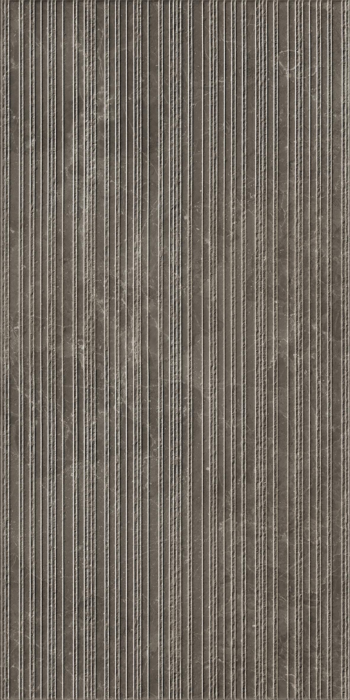 Плитка из керамогранита структурированная Italon Рум 30x60 серый (610010001466)
