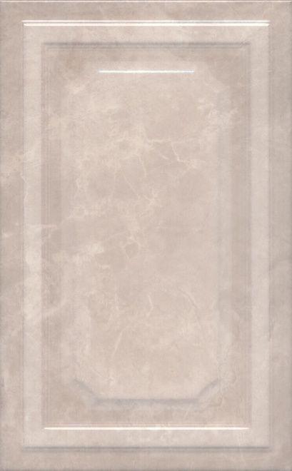 Керамическая плитка для стен Kerama Marazzi Гран Пале 25x40 бежевый (6353) керамический бордюр kerama marazzi гран пале багет беж ble007 5 5х25 см