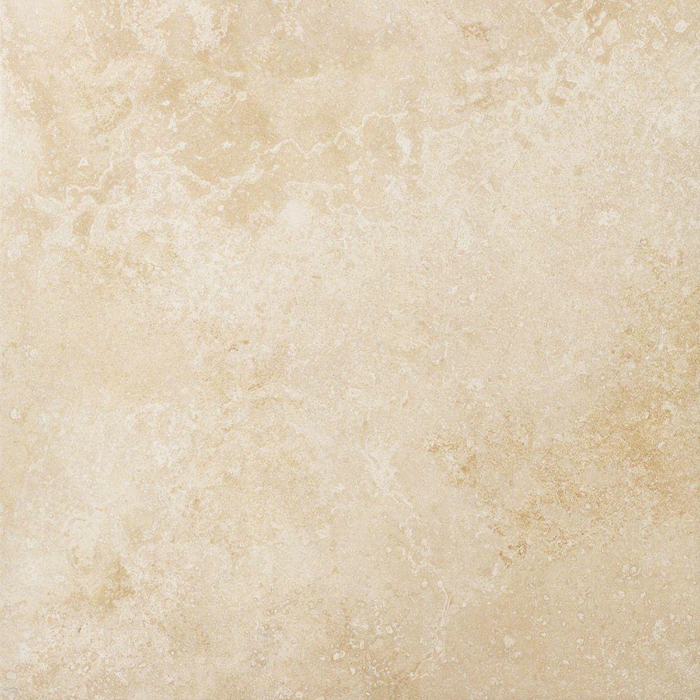 Плитка из керамогранита патинированная Italon НЛ-Стоун 60x60 бежевый (610015000159)