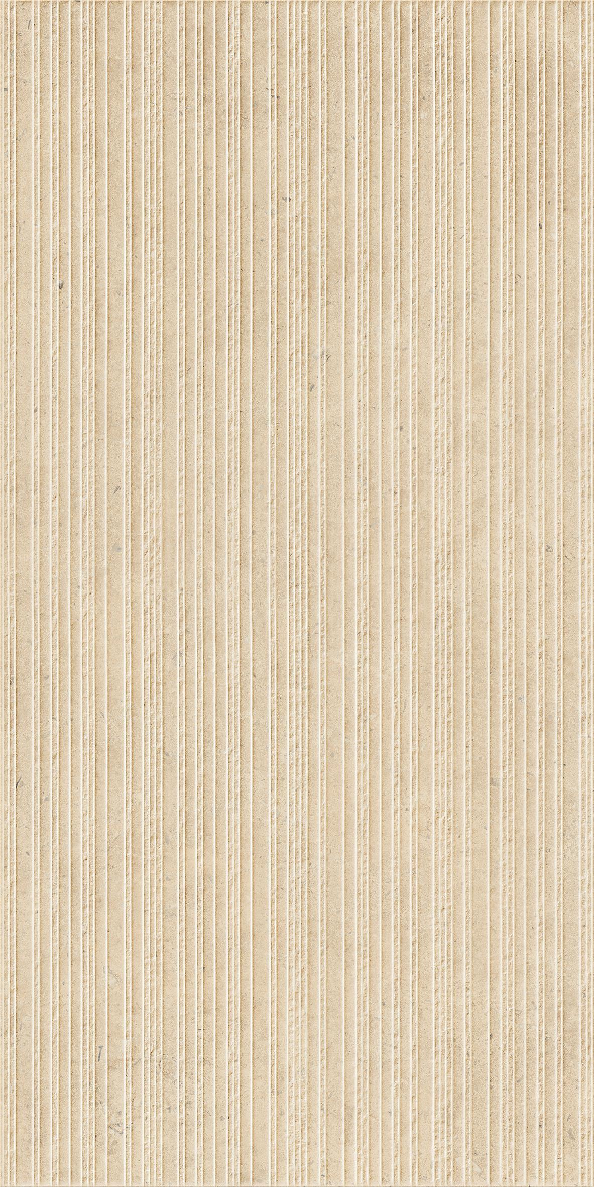 Плитка из керамогранита структурированная Italon Рум 30x60 бежевый (610010001465)