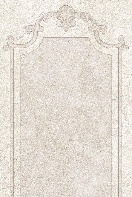 Керамическая плитка для стен Kerama Marazzi Лютеция 20x30 бежевый (8302) керамическая плитка для стен kerama marazzi традиция 20x30 бежевый 8234