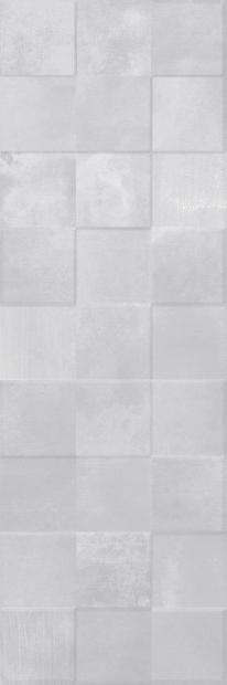 Керамическая плитка для гостиной Meissen Bosco Verticale 25х75 серый (BVU092)