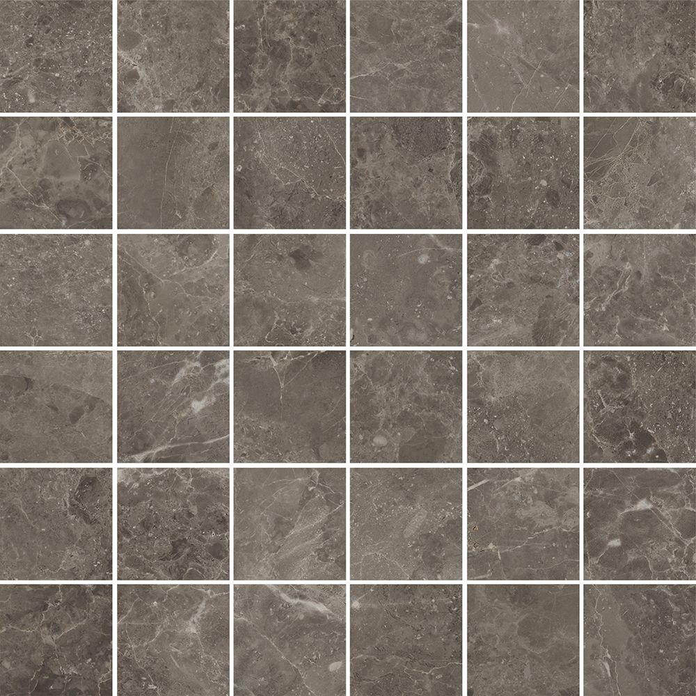 Мозаика под камень Italon Рум 30x30 серый (610110000425)