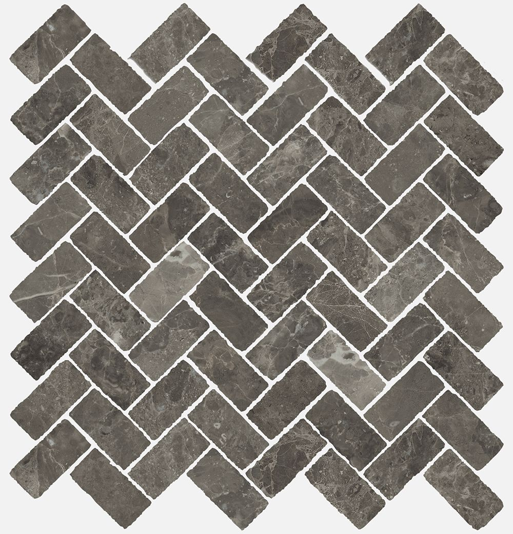 Мозаика под камень Italon Рум 29.7x31.5 серый (620110000098)