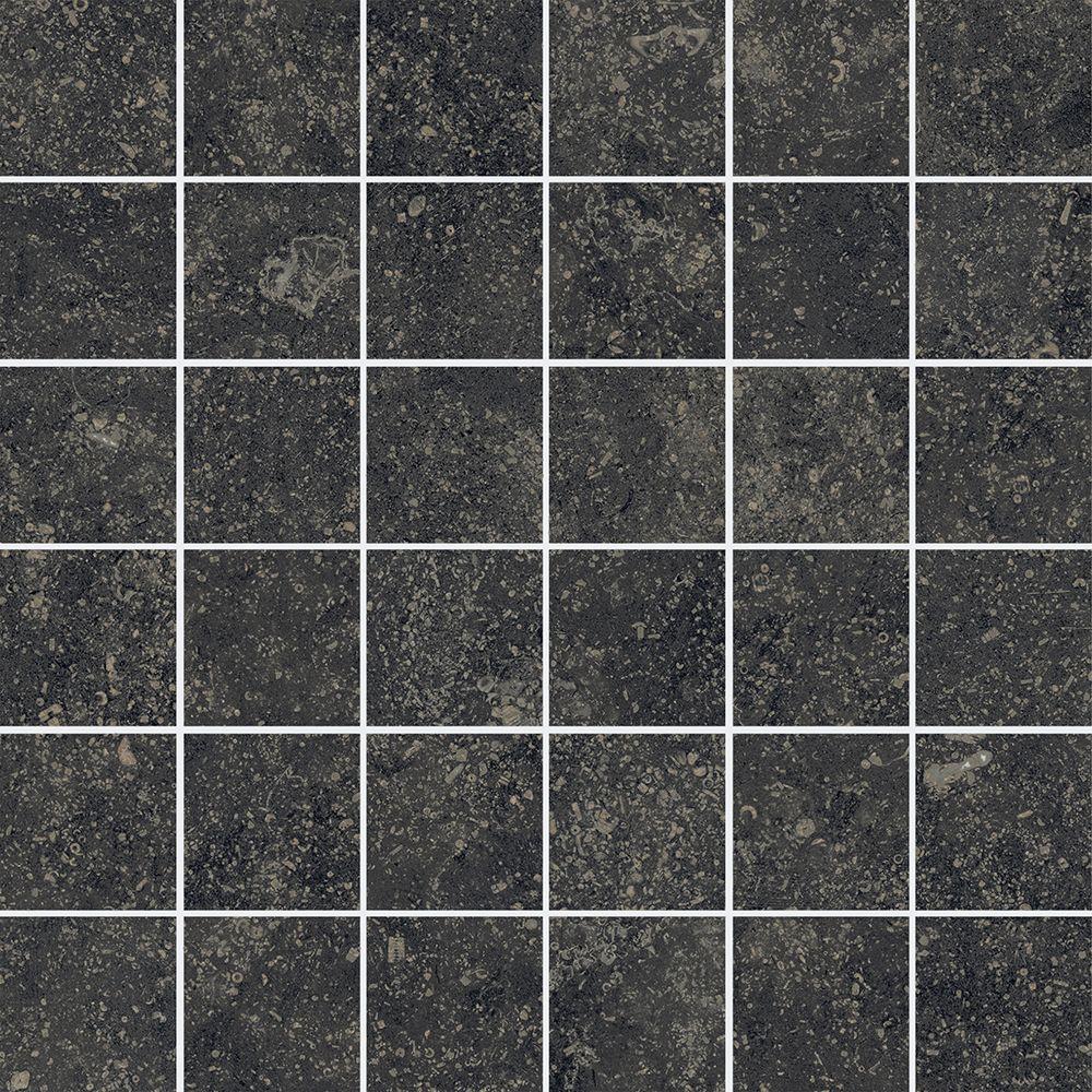 Мозаика под камень Italon Рум 30x30 черный (610110000426)
