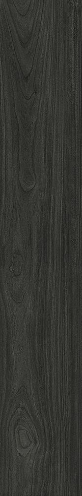 Плитка из керамогранита патинированная Italon Рум 20x120 черный (610015000436)