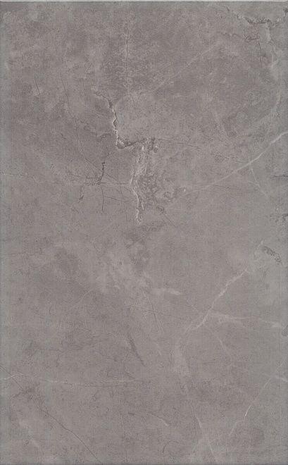 Керамическая плитка для стен Kerama Marazzi Гран Пале 25x40 серый (6342) керамический бордюр kerama marazzi гран пале багет беж ble007 5 5х25 см