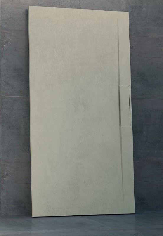 Душевой поддон Zenon Design Stucco New Pearl 120х90 см в интернет-магазине Мосплитка