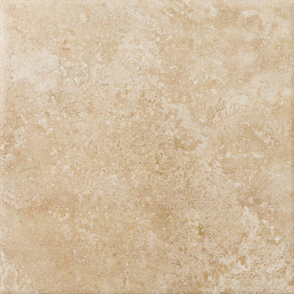 Плитка из керамогранита патинированная Italon НЛ-Стоун 60x60 бежевый (610015000160)