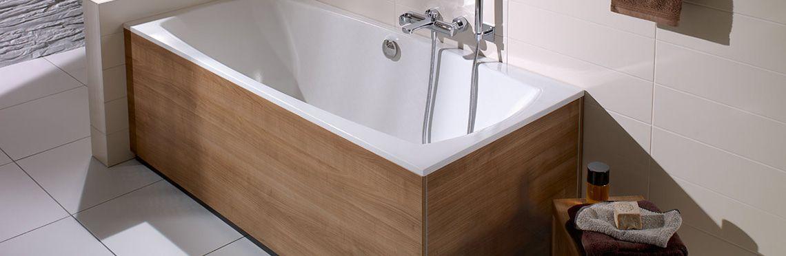 Установка акриловой ванны фото 2