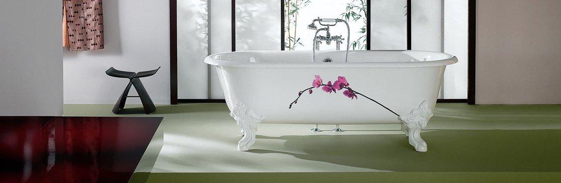 Установка чугунной ванны фото 7