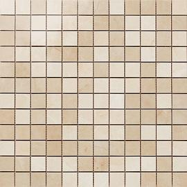 Мозаика Evolutionmarble Riv Mosaico Golden Cream 32,5х32,5