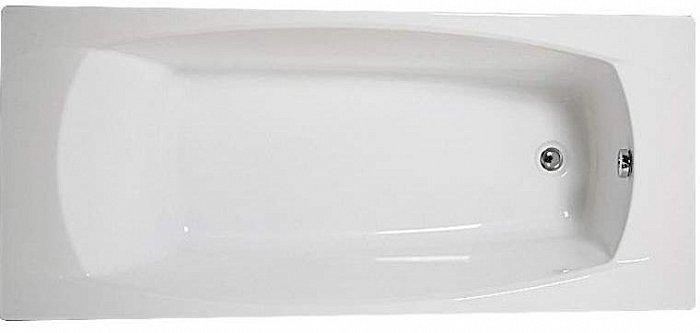 Акриловая ванна 1MarKa Pragmatika 173-155x75 см в интернет-магазине Мосплитка