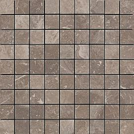 Мозаика Bistrot Mosaica Crux Taupe 30x30